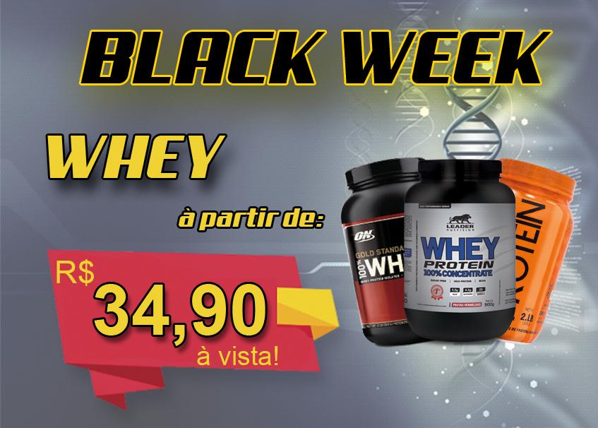 Whey à partir de R$34,90