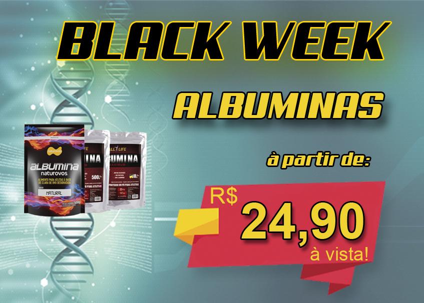 Albuminas à partir de R$24,90