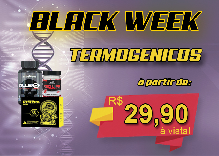 Termogenico à partir de R$29,90