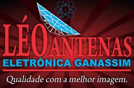 LÉO Antenas Eletrônica Ganassim
