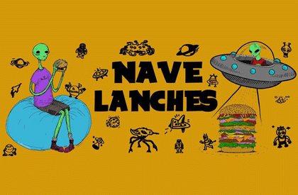 NAVE LANCHES