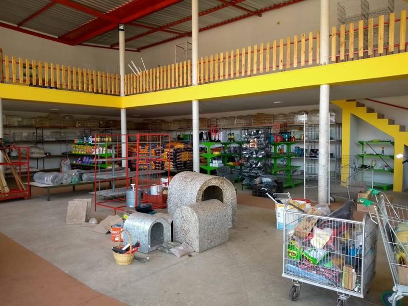 FLD interior da Loja