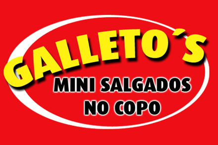 Galletos Mini Salgados no Copo
