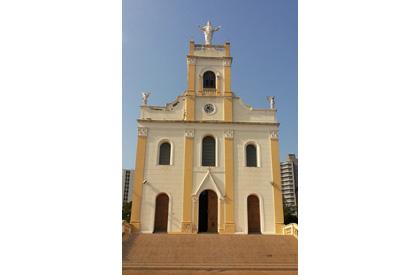 Igreja Matriz da Paróquia do Senhor Bom Jesus - Rio das Pedras