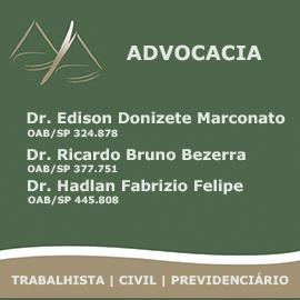 Advocacia Marconato - Bezerra - Felipe