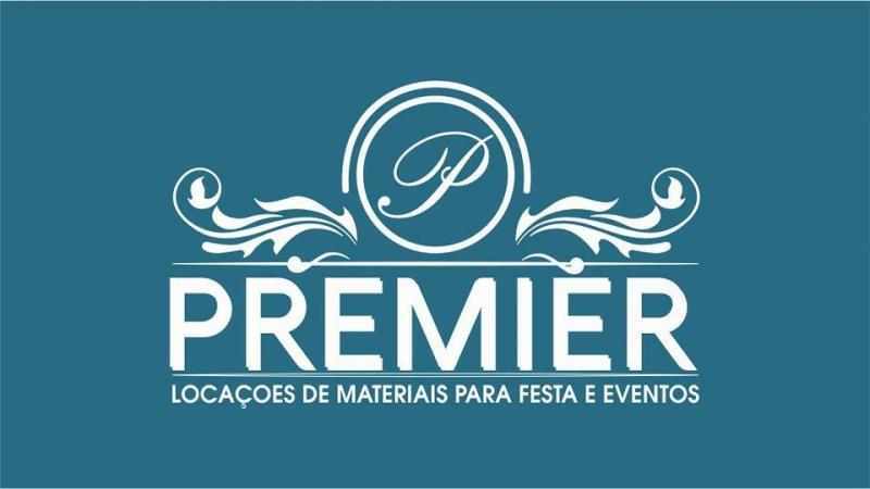 Premier - Locação de Materiais para Festas e Eventos