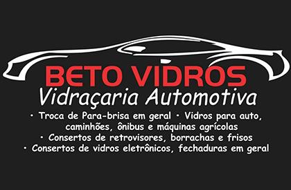 Beto Vidros Vidraçaria Automotiva