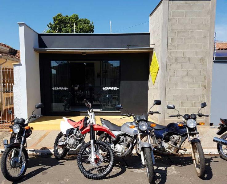 ST Moto Peças e acessório - fachada