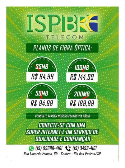 ISPBR PLANOS