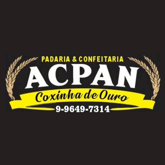 Logotipo Acpan Padaria e Confeitaria